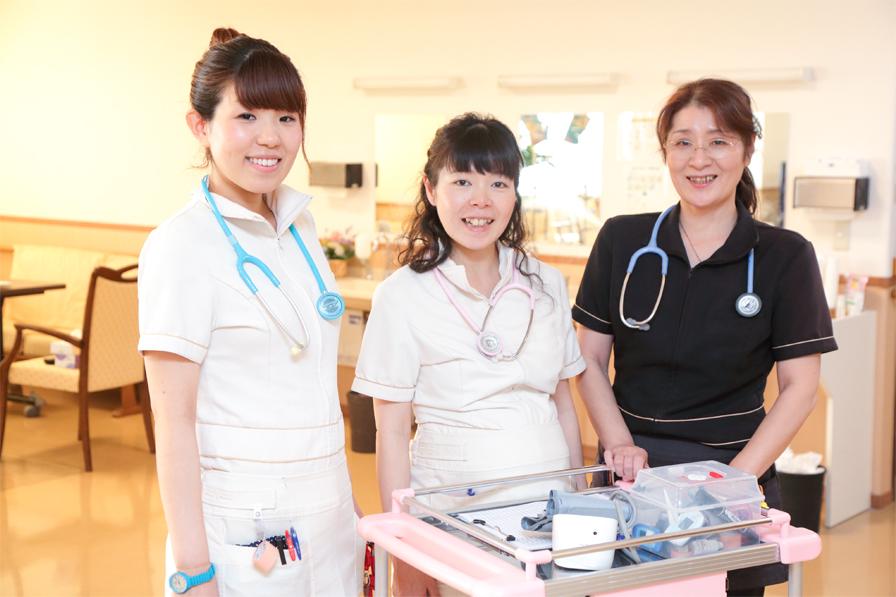 看護師体制