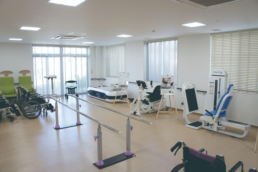 リハビリ訓練室イメージ