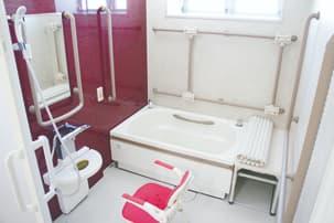 個室浴室イメージ