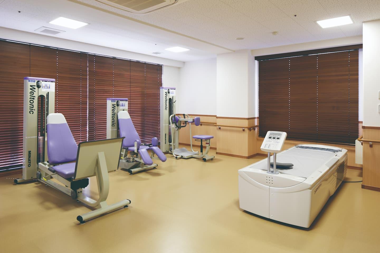 機能回復訓練室イメージ