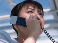 ご入居までの流れ|STEP1「電話等で相談」のイメージ画像