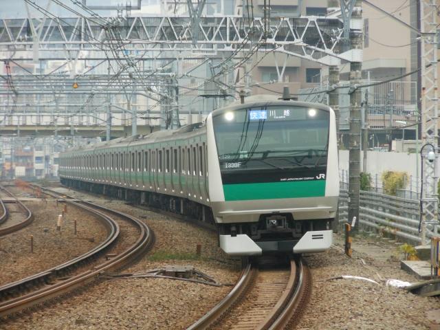 川越線都内からもアクセスが良く、池袋から電車で30分程度で行ける距離です。