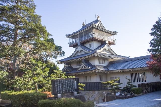 日進市の戦国時代の様子を今に伝える貴重な城址「岩崎城」