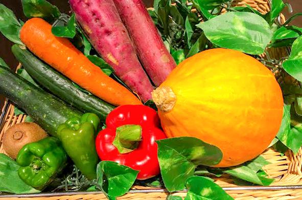 🌽🍆🍄8月31日は野菜の日🌽🍆🍄