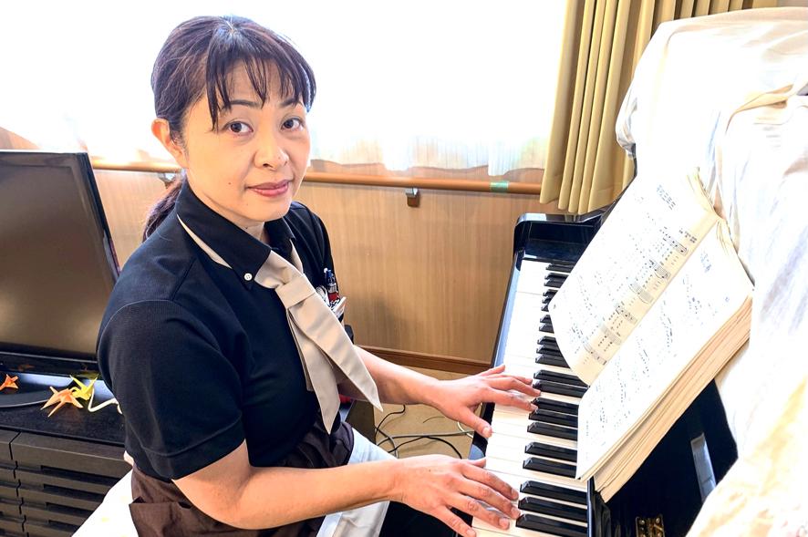ピアノのことなら私にお任せ!!!!