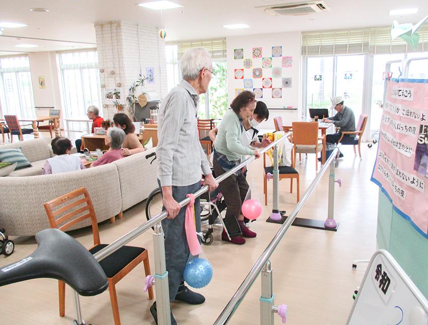 介護付有料老人ホームアンサンブル豊田曙の魅力をお伝えします!